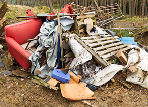 How to prevent fly-tipping in commercial buildings