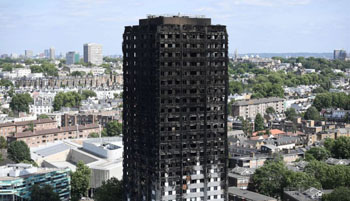Grenfell Tower - Property and Liability Insurance Considerations